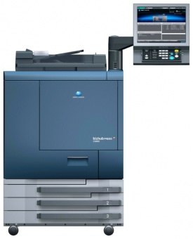 Полноцвет. сист. Konica Minolta bizhub PRESS C70hc